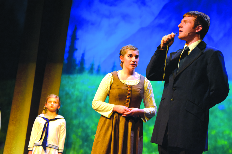 Aberdeen students perform 'The Sound of Music'
