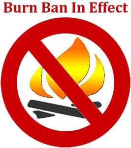 Lewis County Burn Ban
