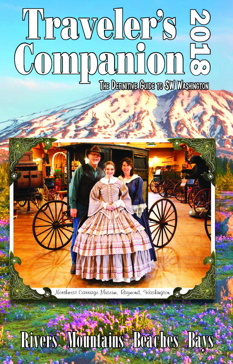 Traveler's Companion 2018
