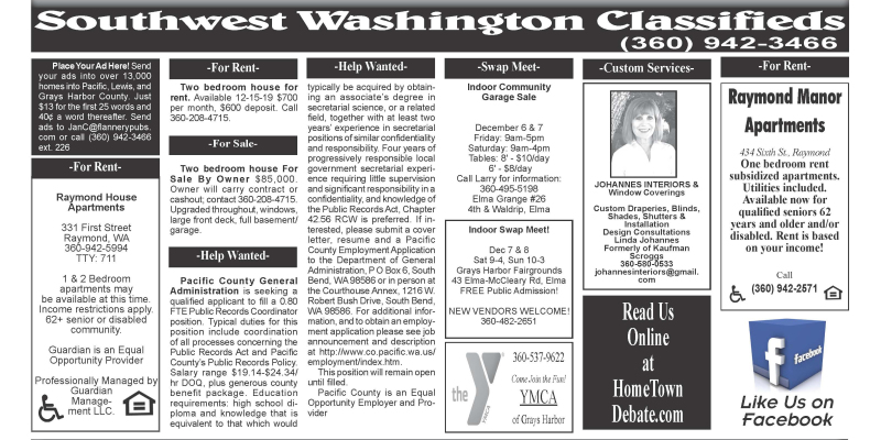 Classifieds 12-4-19