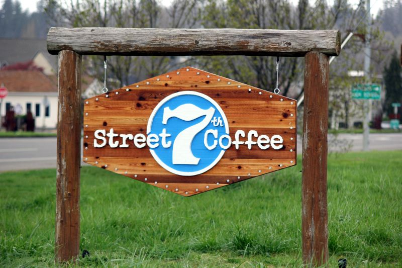 Stop by 7th Street Coffee for refreshing brew and breakfast