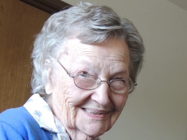 In Loving Memory of Alice A. McGee Blenn