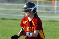 Collins says Fastpitch was a fun ride