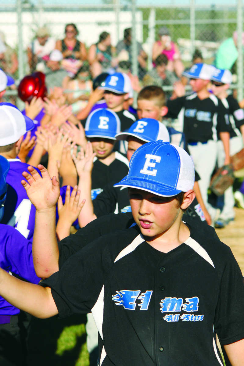 Elma advances in Little League Tournament