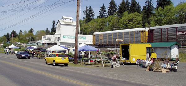 Winlock Farmer's Market to begin next week