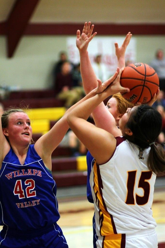 Lady Indians victorious over Lady Vikings