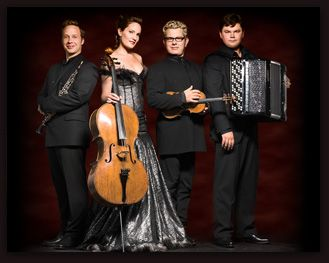 Sunday Afternoon Live features Quartetto Gelato Sat., April 4