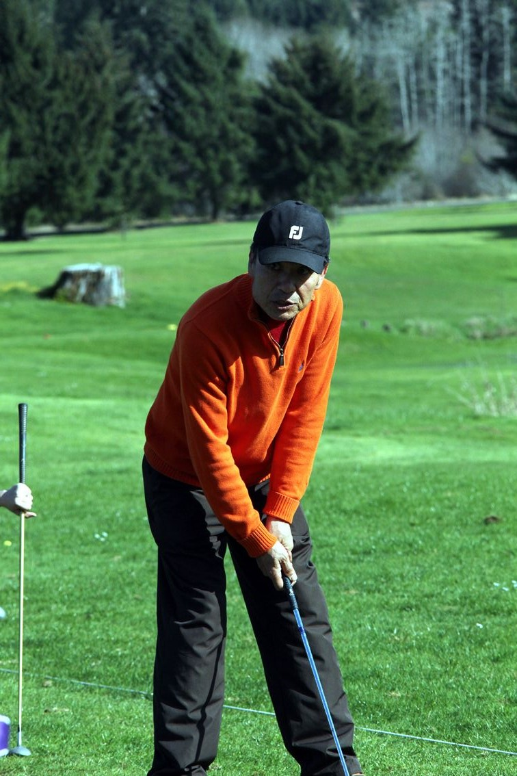 New general manager at the Willapa Golf Course