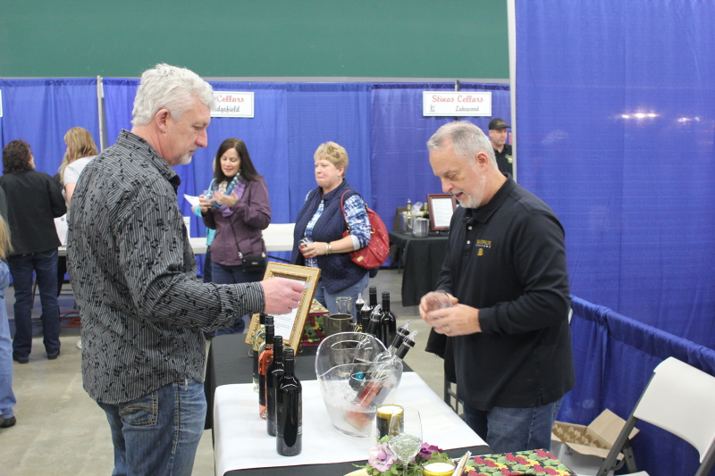 Elma's 9th Annual Winter Wine Festival pulls in the crowd