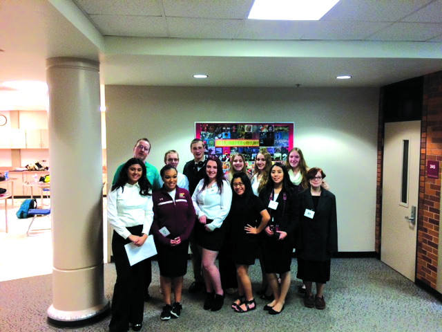 SkillsUSA competes at regional event