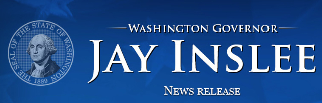 Inslee issues proclamations on COVID-19, winter weather, updates air travel