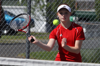 LaFontaine finds niche in Castle Rock  tennis program