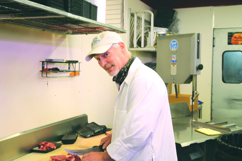 Winlock IGA brings meat cutter JJ Janisch back to the area
