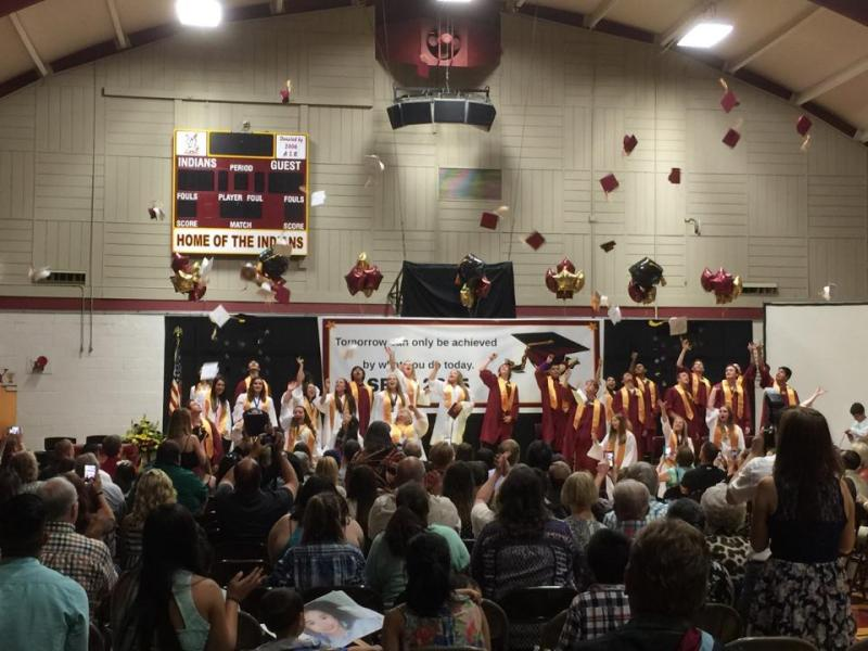 Willapa Harbor graduates ready for their futures