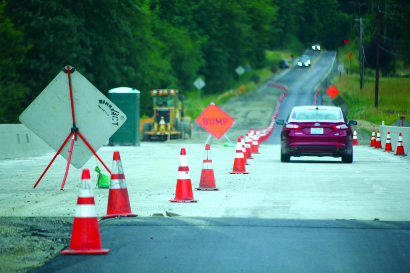 State Route 6 construction update