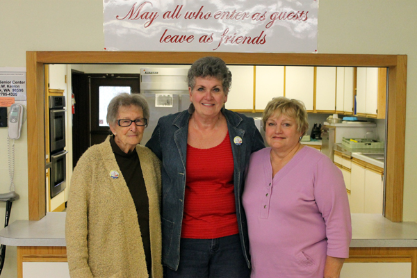 Senior Center Board elects three new members as fundraising efforts ramp up