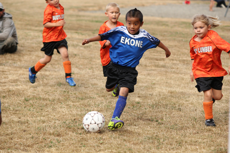 Willapa Harbor Youth Soccer moves into final weeks