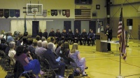 Winlock graduates reserve officers after last academy under Williams