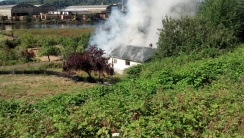 RPD conquers two fires Monday