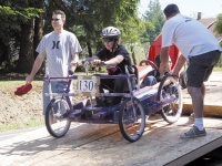 2013 Gravity Races sees new class of downhill derby cars