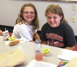 Summer lunch program helps feed community