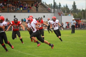 Gulls come back to beat Tenino 27-21
