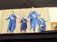 Performers dazzle at Ryderwood Variety Show