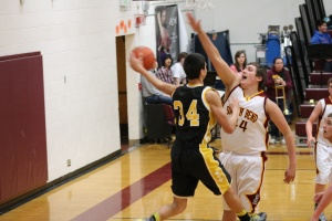 Vikes turn back Tribe in second half