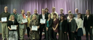 County businesses receive awards