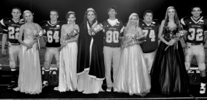 SBHS Homecoming Royalty