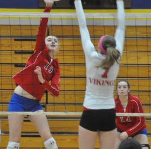 Vikings hold onto third place