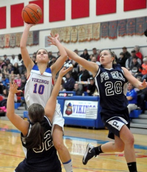 Lady Vikes obliterate Concrete
