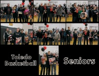 Toledo congratulates graduating seniors
