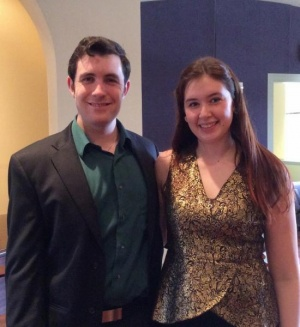 Sunday Afternoon Live features two rising stars in piano/vocal event