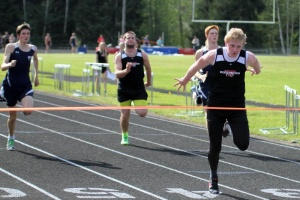 Newman ties 21-year-old RHS record