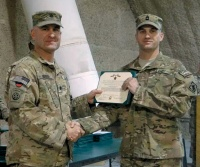 Winlock's Sgt. McFarlane earns Bronze Star in Afghanistan
