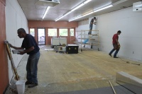 Renovations begin at Toledo Library