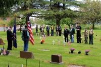 Local vets honor Memorial Day
