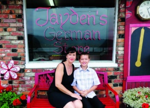 Jayden's German Store offers more than just chocolates
