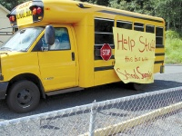 Winlock organizing second 'Stuff the Bus' fundraiser