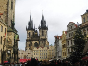 Witnessing History in Prague