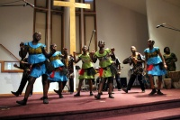 Ugandan Kids Choir returns toToledo First Baptist