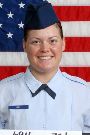 Airman Day graduates from basic training