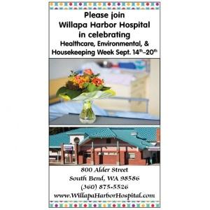 WH Hospital ad