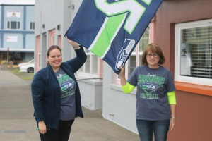 Two Seahawk's Rooters