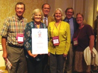 Castle Rock beaming after America in Bloom awards