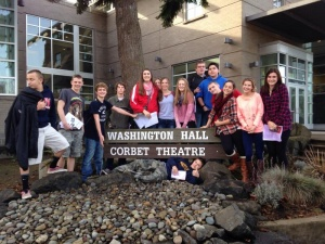 Valley students attend GEAR UP program