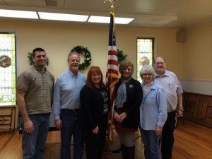 County Republicans elect new officers