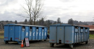 Recycling in Raymond on the move