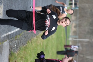 Lady Indians win home meet